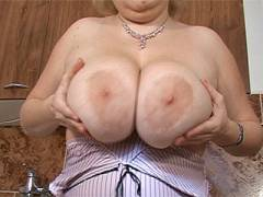 Massive jugs just for you