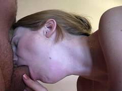 Deepthroat with ex girlfriend