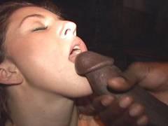 Vagina fucked at party